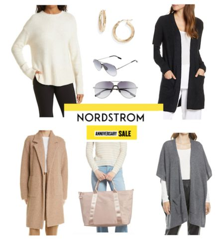 16 fashion favorites and outfit ideas from the Nordstrom Anniversary sale. #nsale Cardigans tote bags sneakers gold hoop earrings cashmere and more http://liketk.it/3k0Rw #liketkit @liketoknow.it  Follow my shop on the @shop.LTK app to shop this post and get my exclusive app-only content!  #liketkit #LTKsalealert #LTKitbag #LTKstyletip @shop.ltk http://liketk.it/3k0Rw  #LTKstyletip #LTKsalealert #LTKitbag