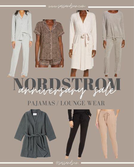 Nordstrom Anniversary Sale Pajamas and Lounge Wear #nsale  #LTKunder50 #LTKSeasonal #LTKsalealert