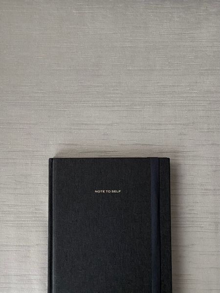 I just attended a virtual conference this past weekend and it was amazing!  I grew so much and took so many notes in this beautiful notebook!   #LTKunder50 #LTKhome