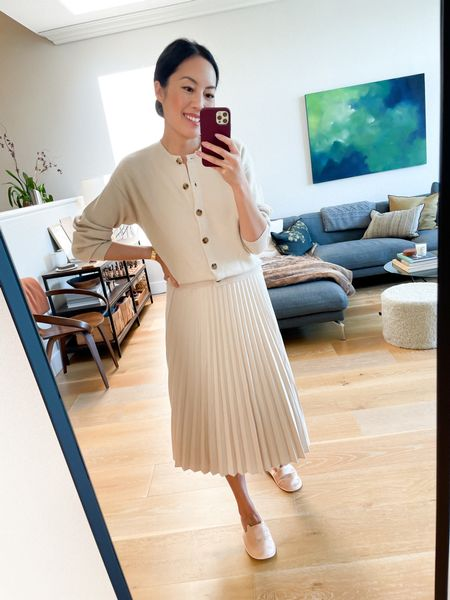 Try on session! My favorite beige on beige kind of outfit!   #LTKunder100 #LTKstyletip