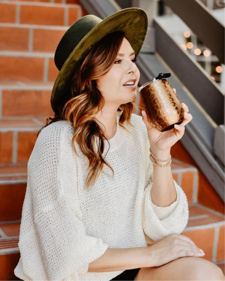 Gold leopard brumate wine glass has me sipping in style    #LTKGiftGuide #LTKunder50 #LTKHoliday