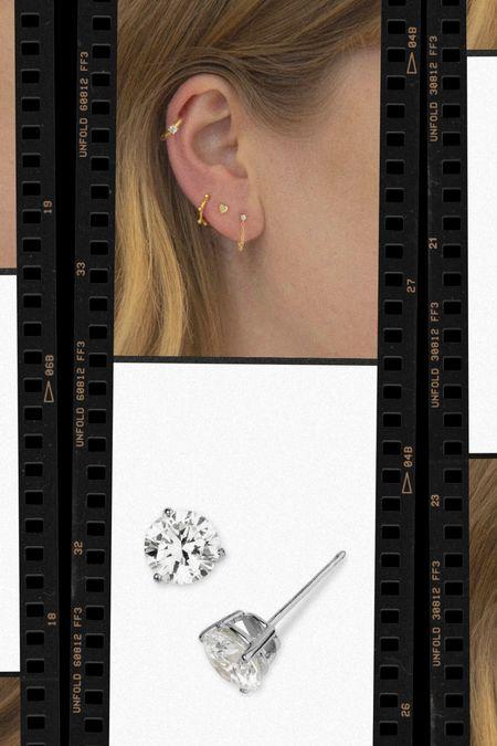 Earrings 🖤