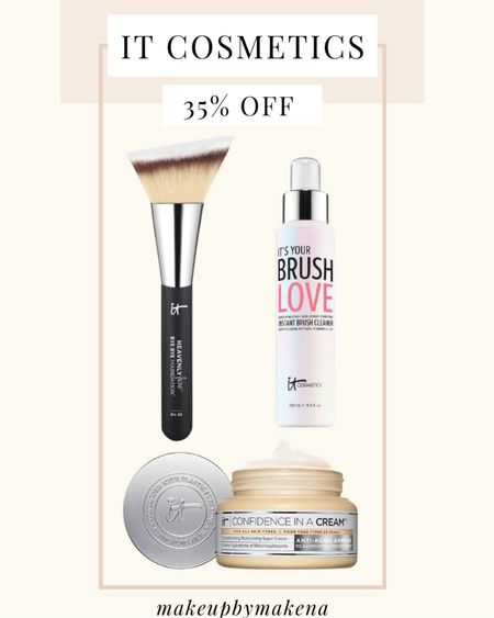 http://liketk.it/3cEOg #liketkit @liketoknow.it #LTKSpringSale #LTKsalealert #LTKbeauty This weekend, save 35% off sitewide at IT Cosmetics, including these best selling skincare products, for the LTK Spring Sale.