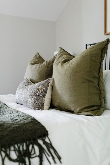 Serena and Lily's biggest sale of the summer starts tomorrow, May 27, with 20% off everything including these buttery soft euro shams that I love so much 🥰  #LTKhome #LTKsalealert #LTKstyletip