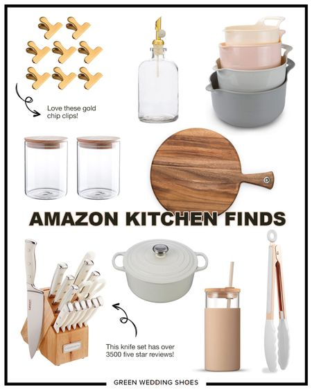 A few of my fave Amazon finds for the kitchen!  Kitchen finds Amazon finds   #StayHomeWithLTK #LTKhome #LTKstyletip http://liketk.it/3621D #liketkit @liketoknow.it