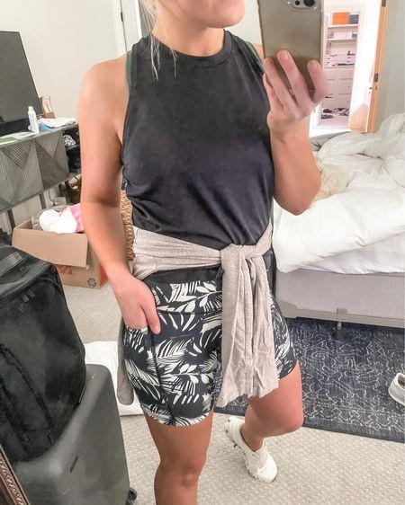 Size small in shorts and top  http://liketk.it/3gX7e #liketkit @liketoknow.it