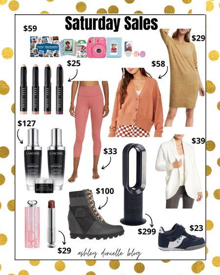 Saturday sales - beauty, Dyson fan, leggings, boots + more!   #LTKSeasonal #LTKbeauty #LTKsalealert