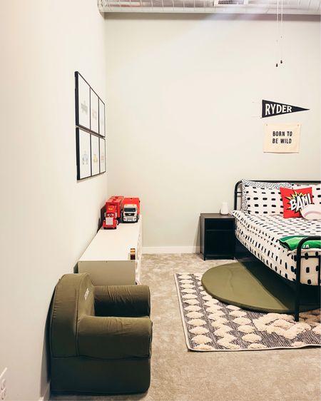 #liketkit http://liketk.it/3hYyC @liketoknow.it #LTKbaby #LTKhome #LTKfamily @liketoknow.it.home @liketoknow.it.family Toddler Boy room!