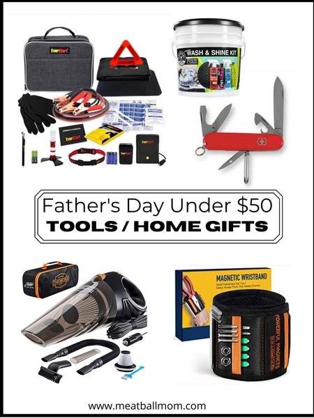 Father's Day gift ideas under $50 : tools and home gifts            Father's Day , Father's Day gift guide, gift ideas, gifts for him, gifts for dad, gifts for men, amazon finds, Walmart finds, target style http://liketk.it/3gY3h #liketkit @liketoknow.it    #LTKmens #LTKunder50 #LTKhome
