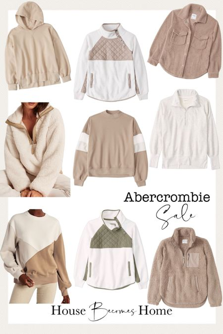 Abercrombie sale!!!   #LTKsalealert #LTKGiftGuide #LTKstyletip