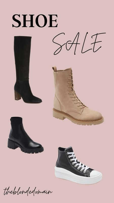 Nordstrom anniversary shoes boots and more on SALE!   #LTKSeasonal #LTKsalealert #LTKshoecrush