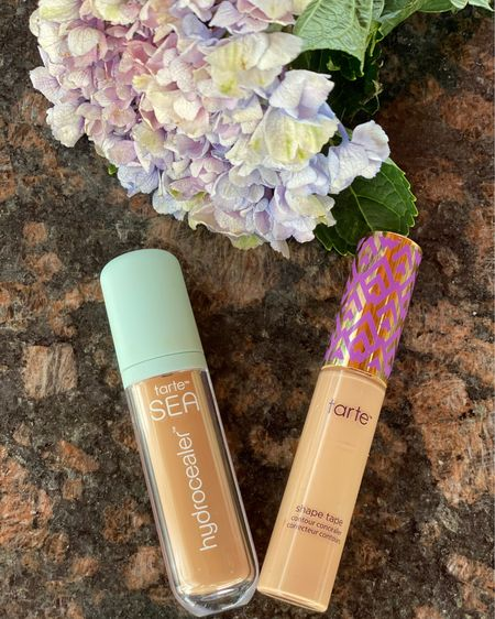 Check out my blog for my review on these Tarte concealers. Also catch Tarte products on sale for Ltk day on Sunday July 19th! http://liketk.it/2SqAX #liketkit @liketoknow.it #LTKsalealert #LTKbeauty You can instantly shop my looks by following me on the LIKEtoKNOW.it shopping app