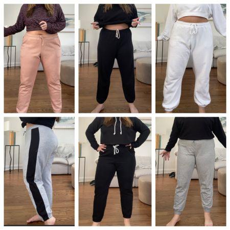 Sweatpants haul! http://liketk.it/351ts #liketkit @liketoknow.it