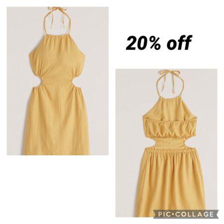20% off Summer Dress http://liketk.it/3ho8N #liketkit @liketoknow.it #LTKDay #LTKunder50 #LTKunder100