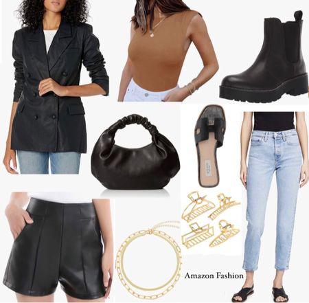 In between weather @amazon fashion ideas.   #LTKunder100 #LTKstyletip #LTKSeasonal
