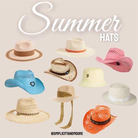 Summer Hats / Boho Cowgirl Hat http://liketk.it/3j3xd @liketoknow.it #liketkit #ltkseasonal