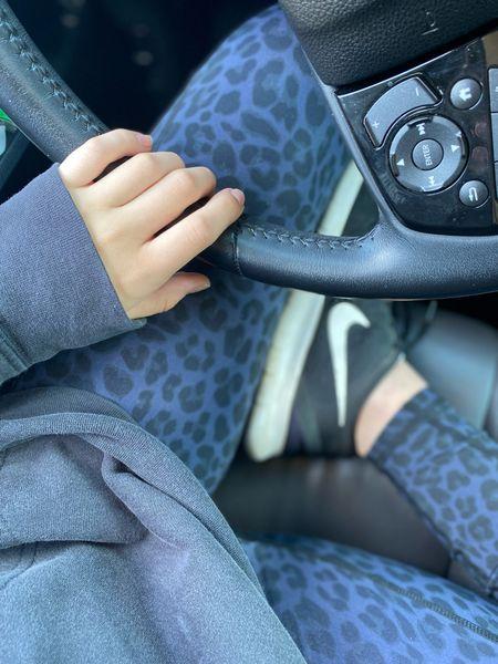 Perfect workout/running errands look! All fits true to size too🙌 #amazonfashion #amazonleggings #leggings #hoodie #nike #sneakers   #LTKunder100 #LTKshoecrush #LTKfit