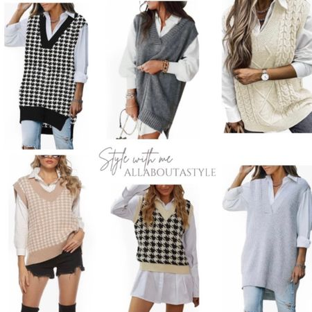 #Trending Oversized vest sweaters.  Follow my shop on the @shop.LTK app to shop this post and get my exclusive app-only content!  #liketkit  @shop.ltk http://liketk.it/3ofhk Follow my shop on the @shop.LTK app to shop this post and get my exclusive app-only content!  #liketkit #LTKGiftGuide #LTKSeasonal #LTKHoliday @shop.ltk http://liketk.it/3ohbO  #LTKHoliday #LTKstyletip #LTKSeasonal