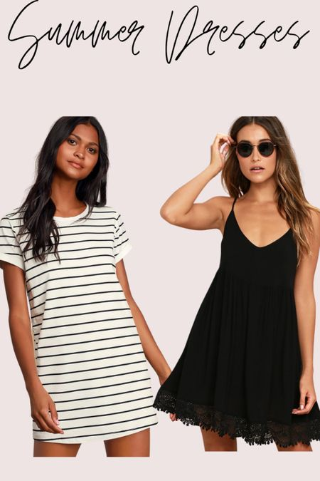 Best Summer dresses from LuLus.   #LTKSeasonal #LTKstyletip #LTKtravel