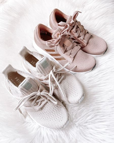 Love these adidas sneakers from the #NSALE! I always go down 1/2 a size in adidas. The blush and beige colors are so pretty! http://liketk.it/3kGr9   #liketkit @liketoknow.it #LTKsalealert #LTKunder50 #LTKshoecrush #nordstromsale #anniversarysale #fitness #adidas