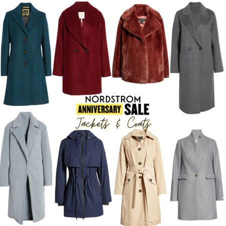 #NSale jackets and coats still in stock!    #LTKsalealert #LTKstyletip
