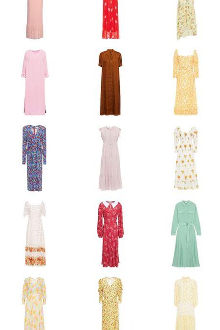 ✨Wedding guest dress edit ✨ #weddingoutfit #weddingwear  #LTKeurope #LTKstyletip