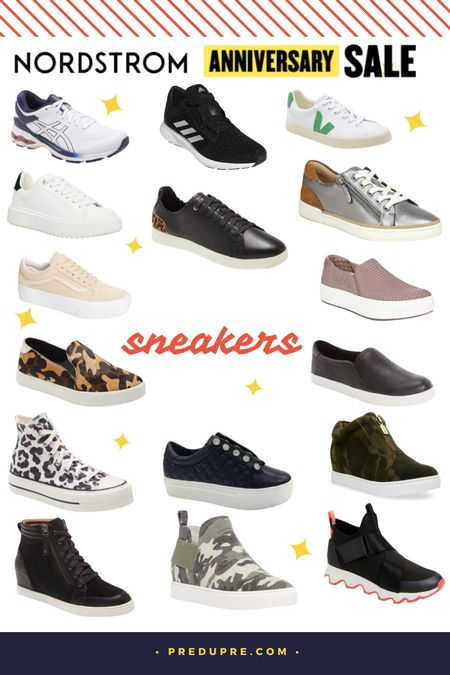Nordstrom Anniversary Sneaker favorites!  Check out the mix selections of cute, functional, and comfortable sneakers!  Happy #nsale shoe shopping!  http://liketk.it/2UjDS @liketoknow.it #liketkit #rStheCon #LTKsalealert #LTKstyletip #LTKunder100 #LTKshoecrush Download the LIKEtoKNOW.it app to shop this pic via screenshot