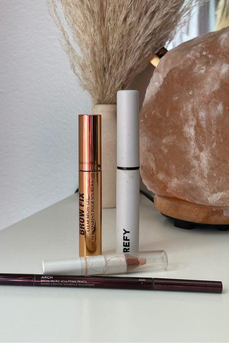 My favorite eyebrow products! http://liketk.it/3cUfA #liketkit @liketoknow.it #LTKbeauty #LTKunder50