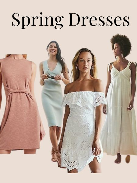Spring Dresses #springwear #summerdresses   #LTKstyletip #LTKSeasonal #LTKtravel