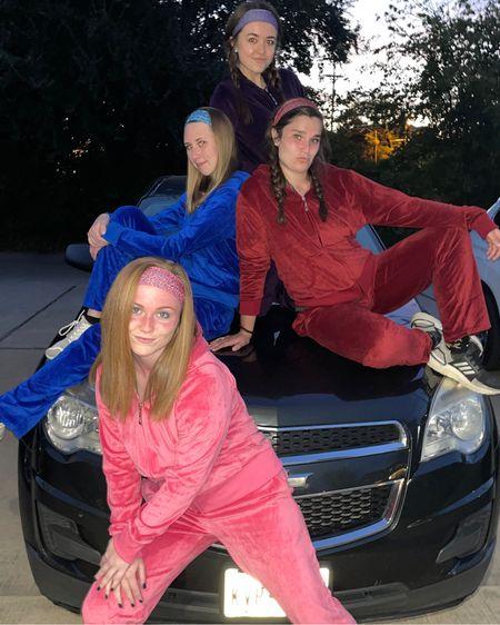 http://liketk.it/303kE @liketoknow.it #liketkit cheetah girls costume!!! #LTKunder50 #LTKunder100 #Halloweencostume #collegehalloweencostume #groupcostume #easyhalloweencostumeforgirls