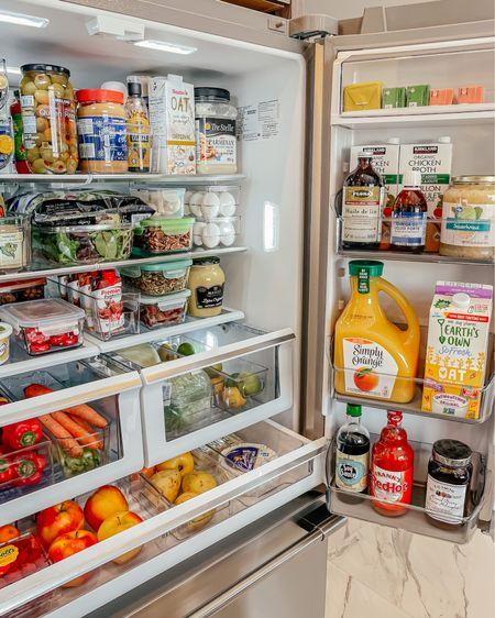 Amazon fridge storage and organizers  Amazon kitchen organization  Amazon home organization  Amazon home   http://liketk.it/3iggN        #liketkit @liketoknow.it #LTKunder50 #LTKhome @liketoknow.it.home
