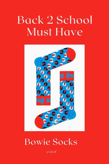 David Bowie socks!   #LTKfamily #LTKmens #LTKstyletip
