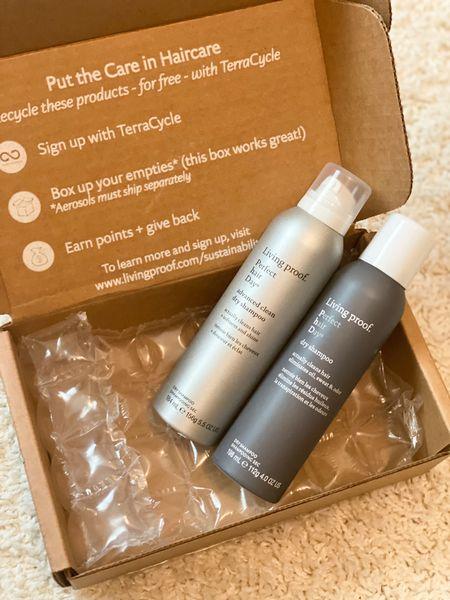 Living proof dry shampoo! Advanced clean shampoo !!   #LTKbeauty #LTKunder50