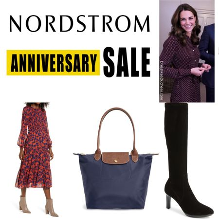Kate Middleton Duchess Favorites at the Nordstrom Anniversary sale including Aquatalia, Superga, LongChamp, Barbour and Whistles #nsale #nordstrom #nordstromsale #LTKstyletip #LTKunder100 #LTKunder50  http://liketk.it/2UOGY #liketkit @liketoknow.it