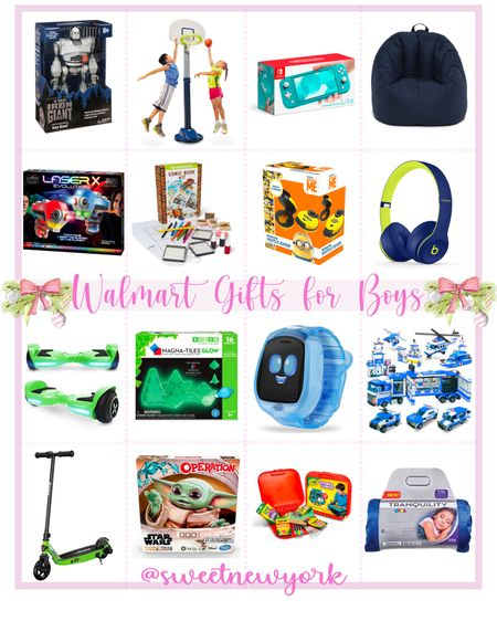 Walmart finds gift guide for boys http://liketk.it/31ltG #liketkit @liketoknow.it #LTKgiftspo #LTKfamily #LTKkids