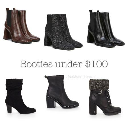 Boots and booties under $100 http://liketk.it/2WG3o #liketkit @liketoknow.it #LTKshoecrush #LTKsalealert #LTKstyletip
