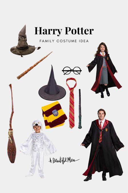 Harry Potter costume ideas from Amazon   #LTKSeasonal #LTKunder50