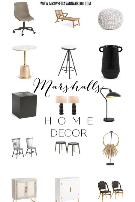 Marshalls home decor, accents, and furniture steals and deals. Get them before they are gone! http://liketk.it/3hsh5 #liketkit @liketoknow.it