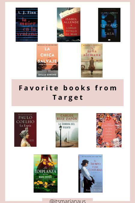 Target favorite books!   #LTKhome #LTKunder50