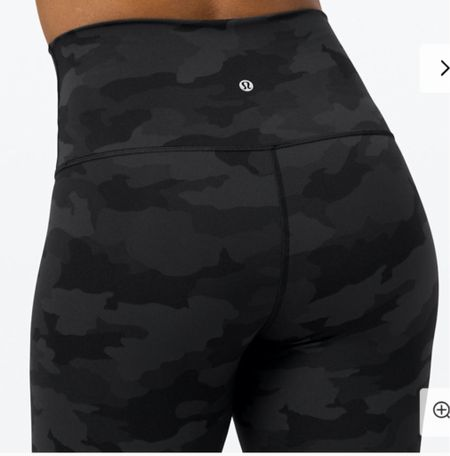 Camo Lululemon on SALE!! Most sizes currently in stock.   Wunder Under : Leggings  #LTKstyletip #LTKsalealert #LTKunder100