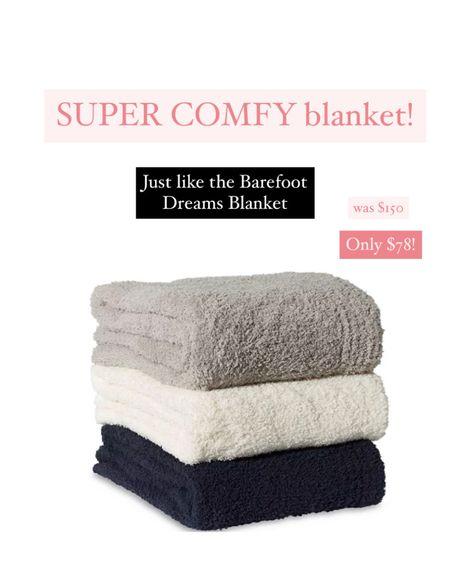 Alternative to barefoot dreams blankets!! Only $78!! http://liketk.it/33Mo8 #liketkit @liketoknow.it #StayHomeWithLTK #LTKsalealert #LTKhome #barefootdreams #blanket #giftidea