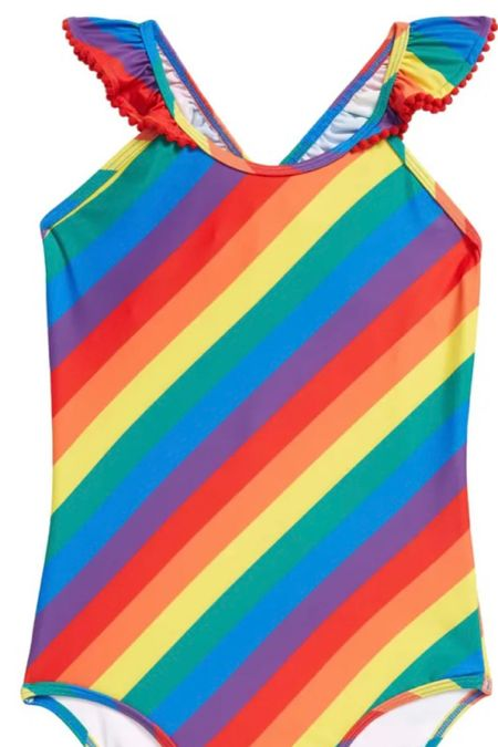 Little girls' one piece swimsuit #LTKfamily #LTKkids #LTKunder50 http://liketk.it/3g6KG #liketkit @liketoknow.it