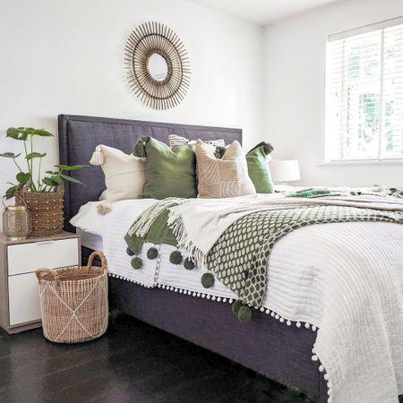 Pop of green in the bedroom http://liketk.it/39OlL @liketoknow.it #liketkit #LTKstyletip #LTKunder50 #LTKunder100 #LTKhome #LTKeurope #LTKfamily @liketoknow.it.home @liketoknow.it.europe @liketoknow.it.family