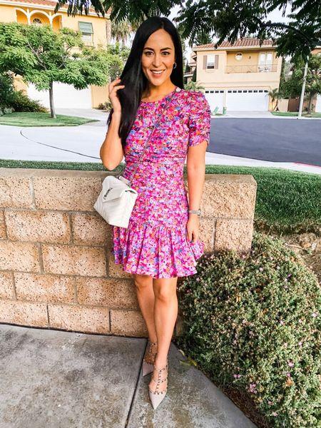Beautiful summer floral dress http://liketk.it/3hKR3 #liketkit @liketoknow.it