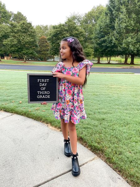 Back to school outfit, Nordstrom anniversary sale, kids style, school style, girl style   #LTKfamily #LTKkids #LTKunder50