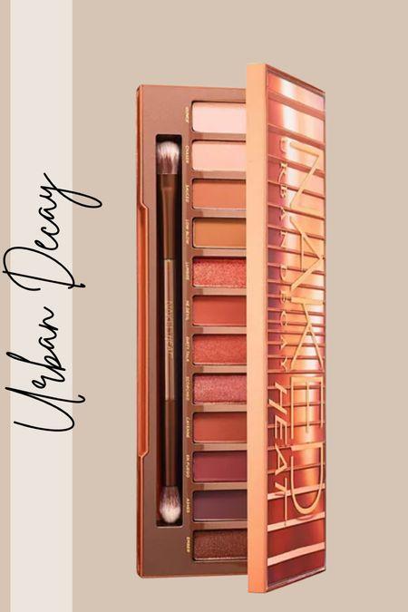 Urban decay heat palette, fall make up   #LTKunder100 #LTKbeauty