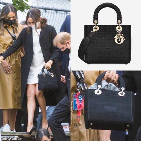 Meghan's Dior handbag back in stock! #purse #crossbody #designer   #LTKstyletip #LTKitbag