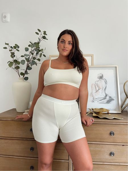 SKIMS TRY-ON HAUL on my IGTV.  Here are all the pieces I wore and love!  I wear size 2x. #skims #shapewear #underwear   #LTKunder50 #LTKcurves #LTKstyletip