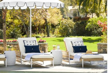 Summer ready. Now, everything  is 20% off. Poolside Outdoor Lounging Outdoor Lifestyle   #LTKsalealert #LTKhome