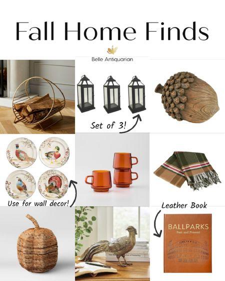 Fall home finds! 🍂🍁🍃🍂  #LTKfamily #LTKhome #LTKSeasonal
